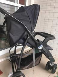 Carrinho de bebê Burigotto (Baixou)