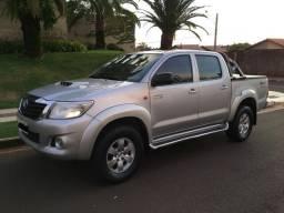 Toyota Hilux Cd SR D4-D 4x4 3.0 Tdi 2012/2013