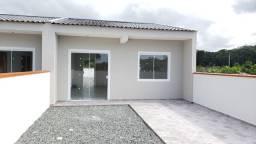 Casa nova c/49,35m² - Jardim da Barra - Itapoá/SC