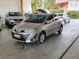 YARIS XL SEDAN 1.5 FLEX 16V 4P AUT.