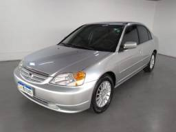 HONDA CIVIC SEDAN EX-AT 1.7 16v