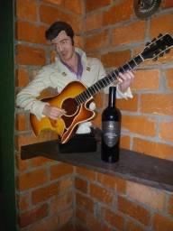 Escultura Elvis Presley