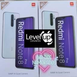 Maravilhoso! Redmi Note 8 PRO da Xiaomi. Novo lacrado com garantia e entrega