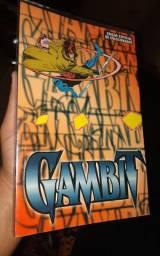 Título do anúncio: Gambit edição especial de colecionador.  Wpp *