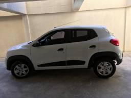 Renault Kwid Zen Branco Baixo Km - 2019