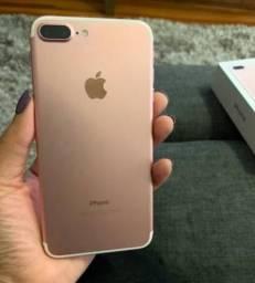 IPhone 7 Plus Rose gold top