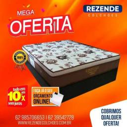 ::: Cama Box Colchao Ortobom Casal Classic Gold Super Pocket 138x188 Confira