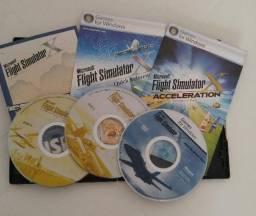 Simulador de Vôo Flight Simulator X
