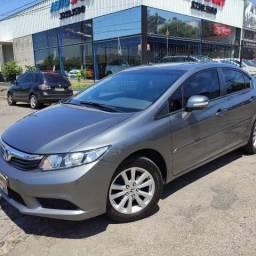 CIVIC 2012/2012 1.8 LXL 16V FLEX 4P AUTOMÁTICO - 2012