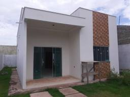 Casa recém construída 3 quartos, financia