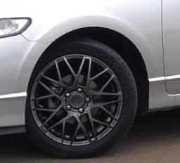 Roda Aro 17 5X114 para Honda Civic / Fusion / Opala / Veloster