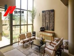 Apartamento a venda com 1 suite e 2 demi suite em Florianopolis Estreito