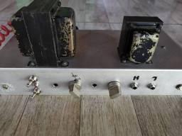 Ampli valvulado handmade Marshall plexi 18w comprar usado  Brusque