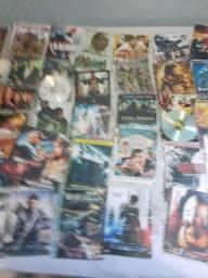 Vendo DVD's de filmes