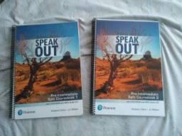American SpeakOut Pre-Intermediate Split Coursebook 1 e 2