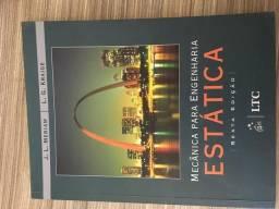Mecânica para Engenharia Estática 6ª Ed