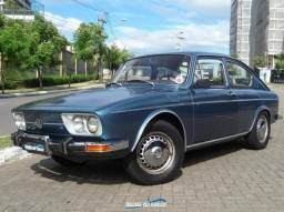 VW TL 1600 1972 - Azul Atlas Rara procedência, conservação e originalidade