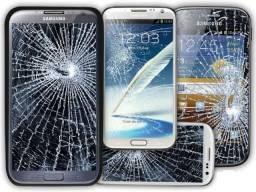 Troque apenas o vidro do seu celular, mantenha o display original