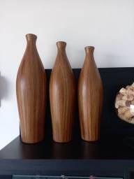 Trio de vasos