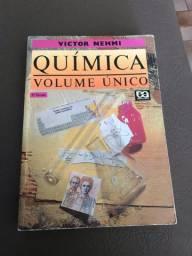 Livro de Química - Volume Único