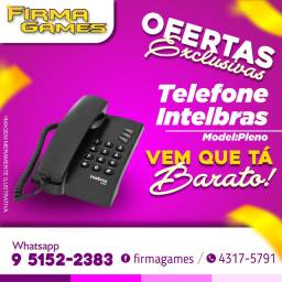 Título do anúncio: Telefone residencial intelbras 90,00 a pronta entrega