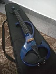 Violino Elétrico Yinfente 5 cordas