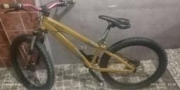 Bicicleta para dirt