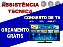 CONSERTAR SUA TV. ORÇAMENTO GRÁTIS E RÁPIDO