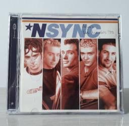CD Nsync - Nsync (Versão EUA / RCA Records)