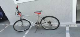 Bicicleta cromada de marchas | Acessorios novos | Bike novinha
