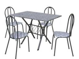 Compre mesas com preço de Fábrica!!! Mesa 4 cadeiras Artefamol