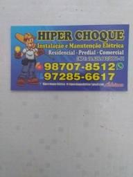 Hiper choque elétrico