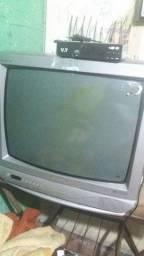 Troco tv de tubo e aparelo