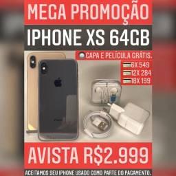 iPhone XS 64GB PROMOÇÃO!!!!