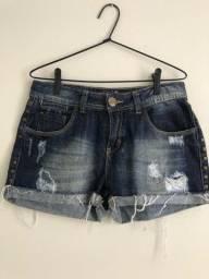 Título do anúncio: Short Jeans 36 da Toli