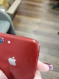 VENDO IPHONE 7PLUS RED 128GB