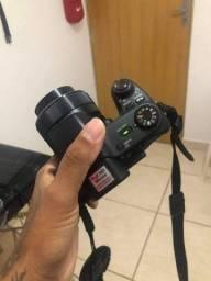 Câmera Sony em perfeito estado