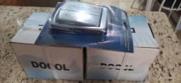 Válvula de descarga + acabamento Docol