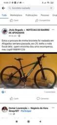 Está bicicleta foi roubada em Afogados