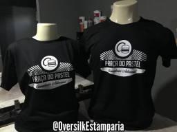 Confecção de camisas e vestuários em geral   Oversilk Estamparia