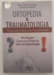 Título do anúncio: Ortopedia e Traumatologia Perguntas e Respostas Comentadas.