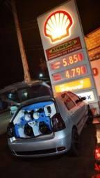 Vendo som automotivo Preço negociável