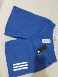 Título do anúncio: Bermuda Adidas p/ Água Infantil Juvenil Tamanho 13-14A Original