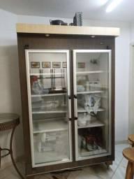 Vendo Geladeira vitrini de bebidas, balcão refrigerado e estufa de salgados