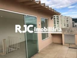 Título do anúncio: Cobertura à venda com 3 dormitórios em Andaraí, Rio de janeiro cod:MBCO30397