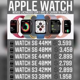 Apple Watch lacrados. somos loja!!!!!