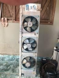 Evaporador de câmara fria
