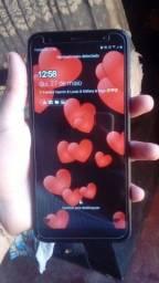 Vendo um celular j4 +