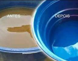 limpeza de calhas caixa d'água