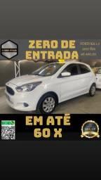 Título do anúncio: FORD KA 2017 1.5     SEM ENTRADA PARA UBER E 99 POP